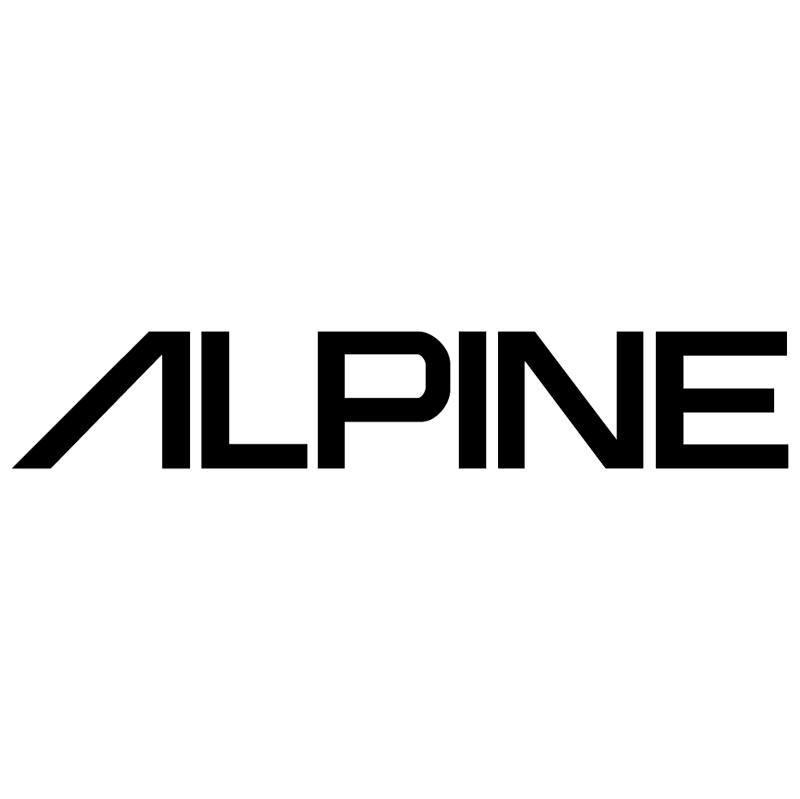 Alpine 621 vector