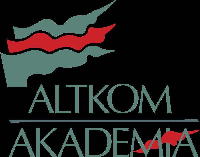 Altkom Akademia vector