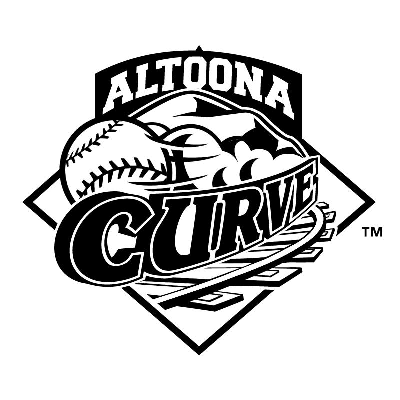Altoona Curve 58212 vector