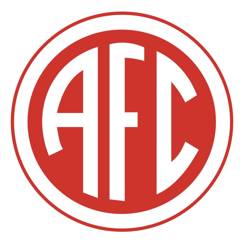 America Futebol Clube de Montenegro RS vector