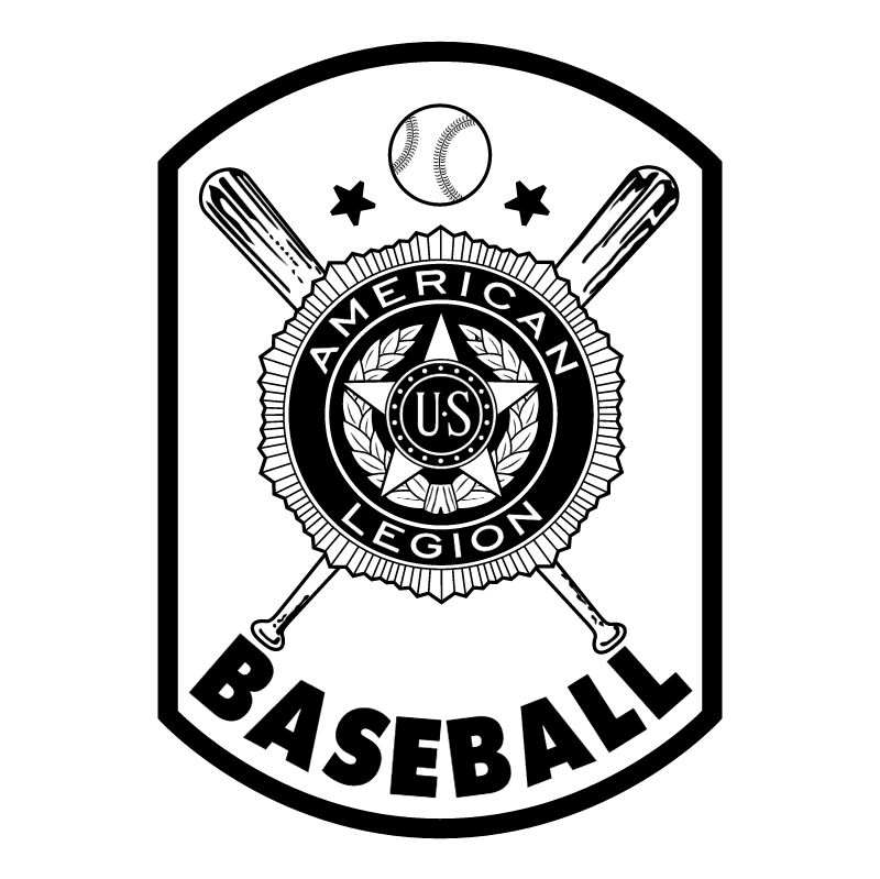 American Legion Baseball 77016 vector
