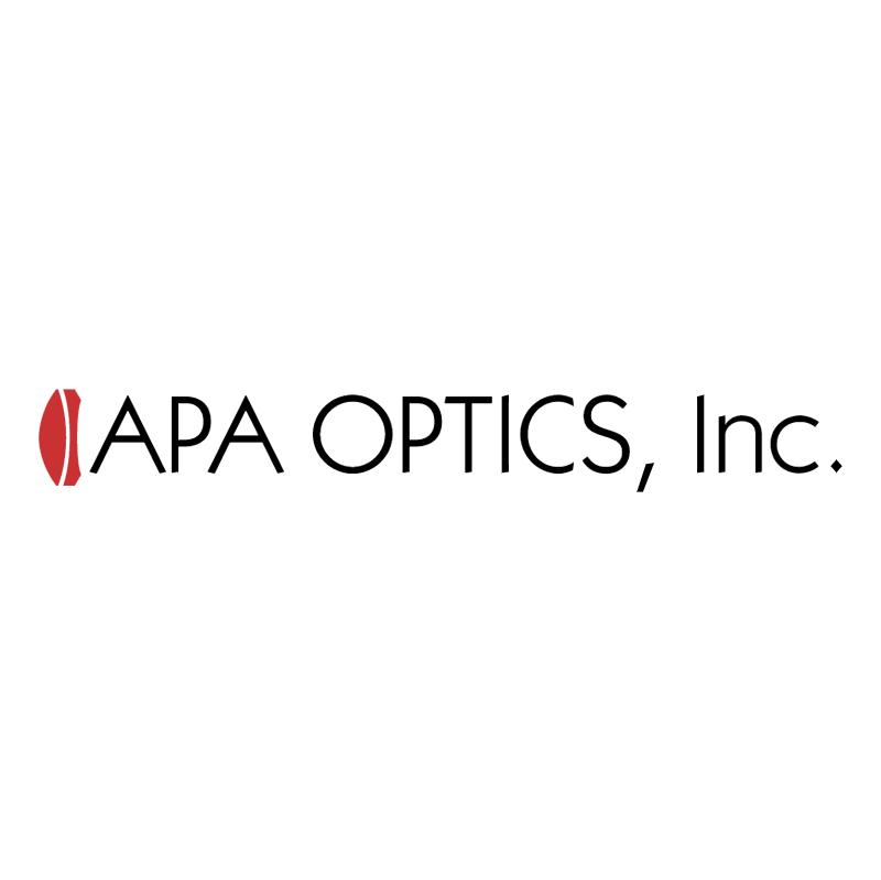 APA Optics 81865 vector