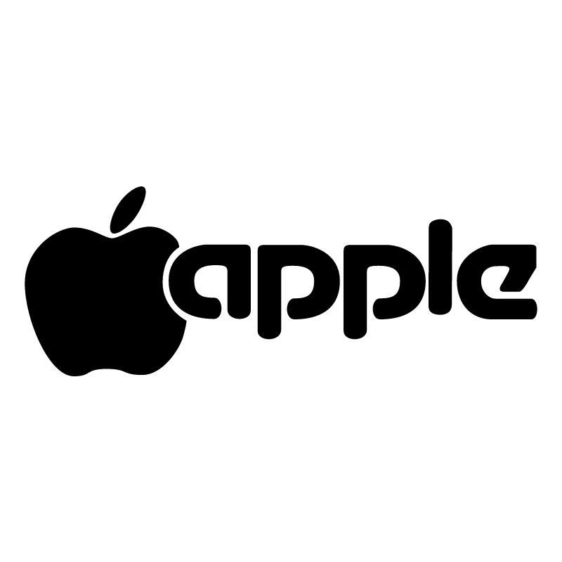 Apple 57638 vector