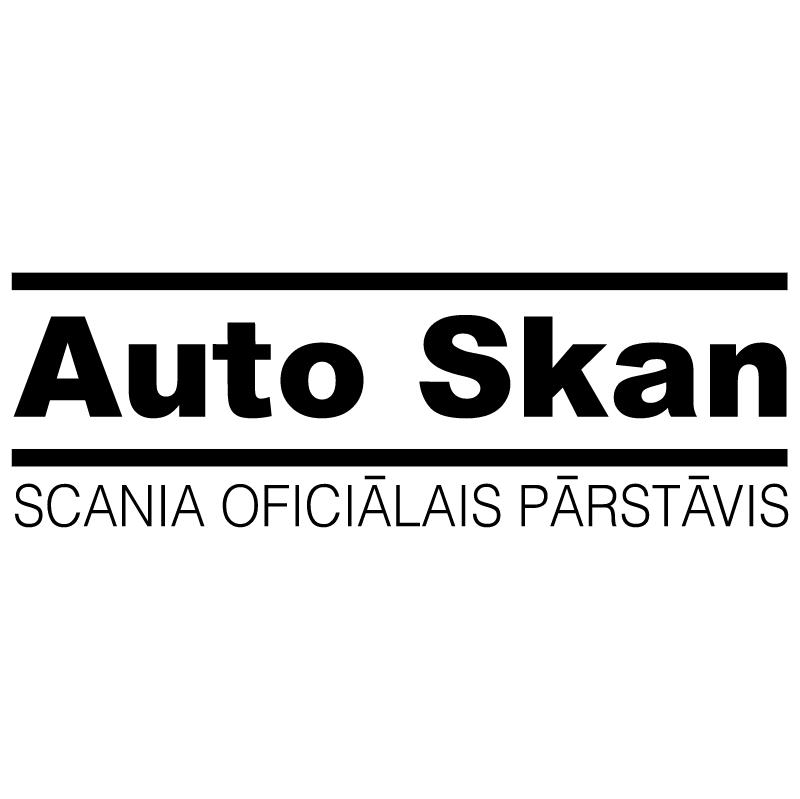 Auto Skan 23917 vector