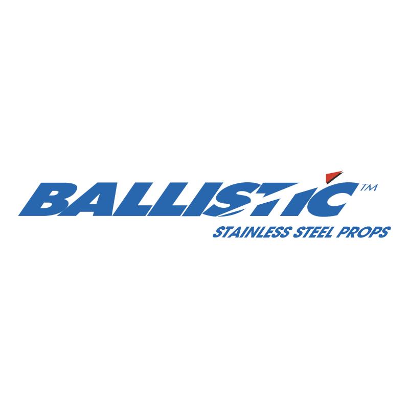 Ballistic vector