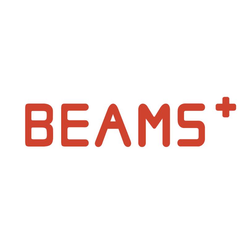Beams Plus vector logo