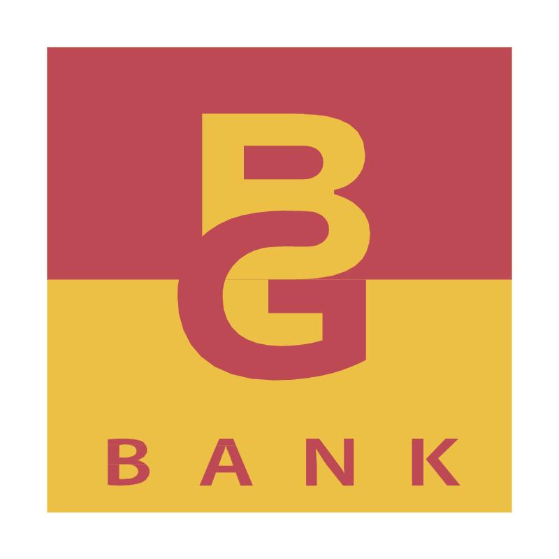 BG Bank 56566 vector
