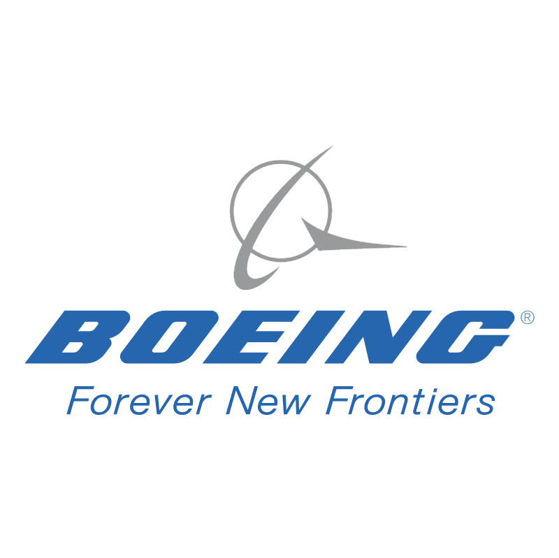 Boeing vector logo