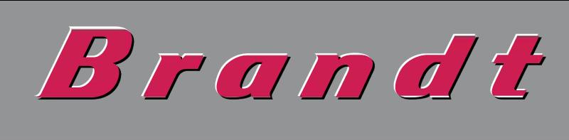 Brandt logo vector