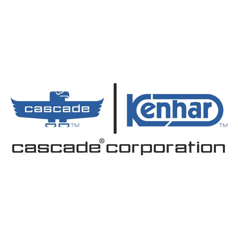 Cascade Kenhar vector logo