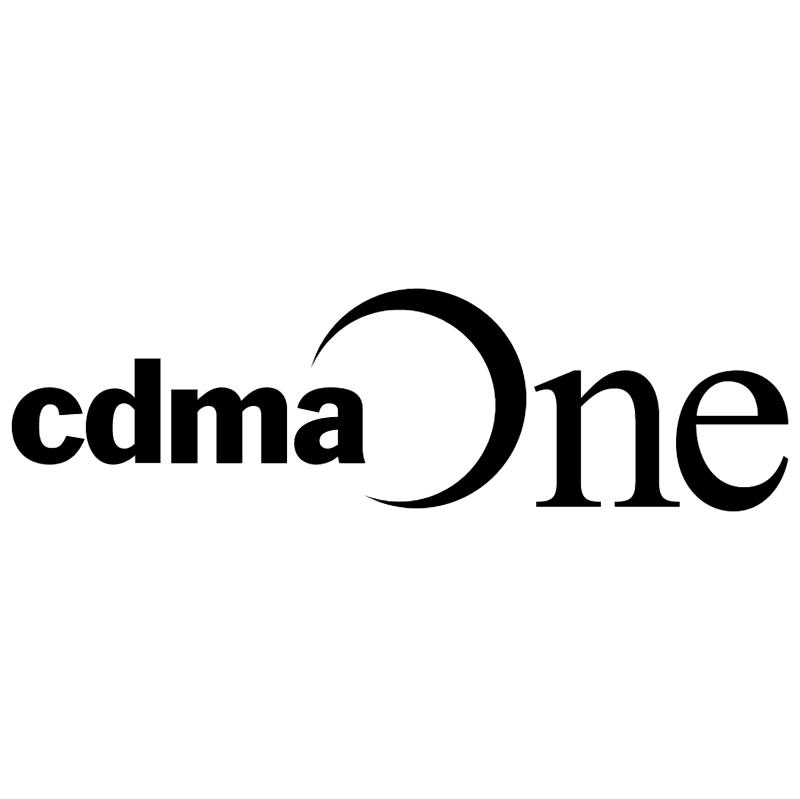 CDMA One vector