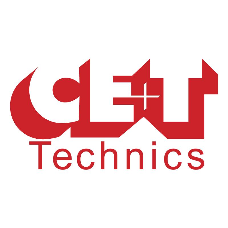 CE+T Technics vector