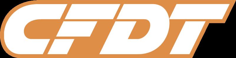 CFDT logo vector