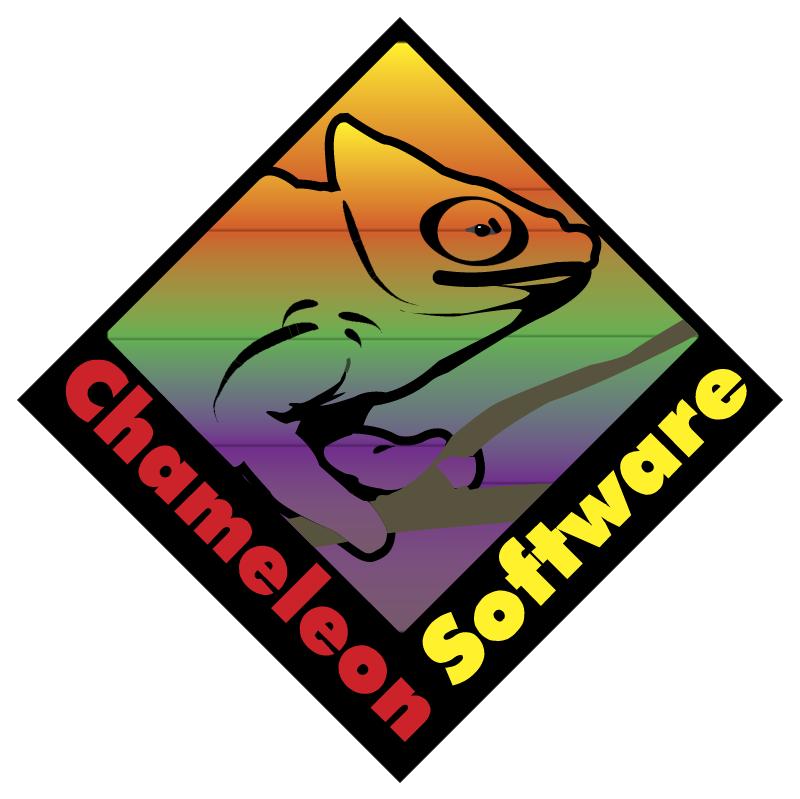 Chameleon Software vector