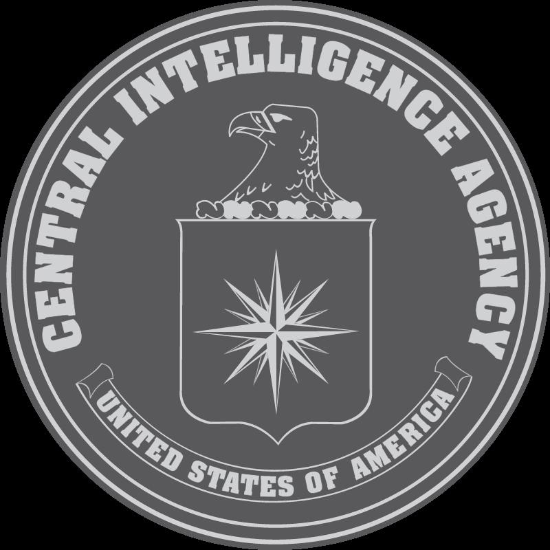 CIA logo vector logo