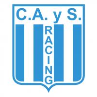 Club Atletico y Social Racing de General Mansilla vector