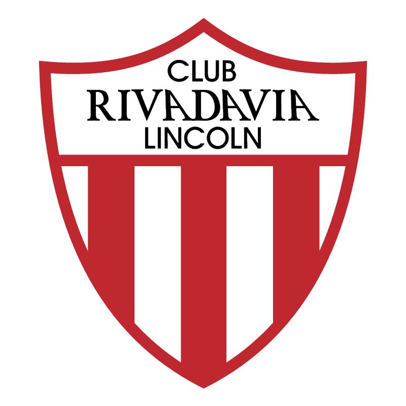 Club Rivadavia Lincoln de Lincoln vector