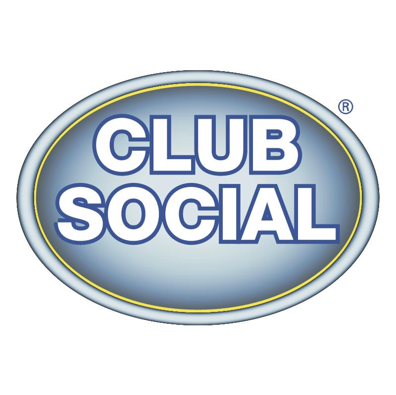 Club Social vector