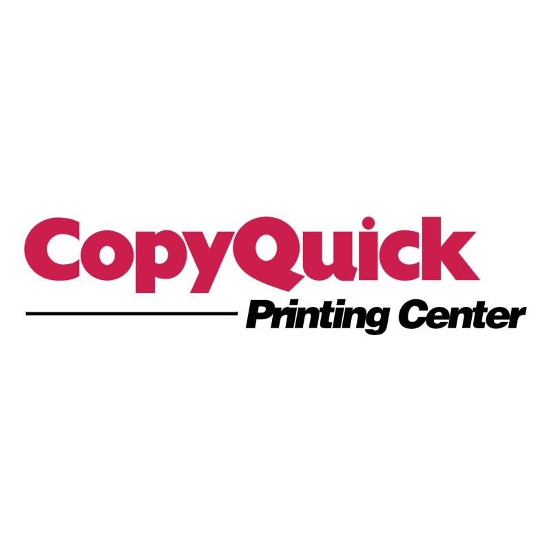 CopyQuick vector logo