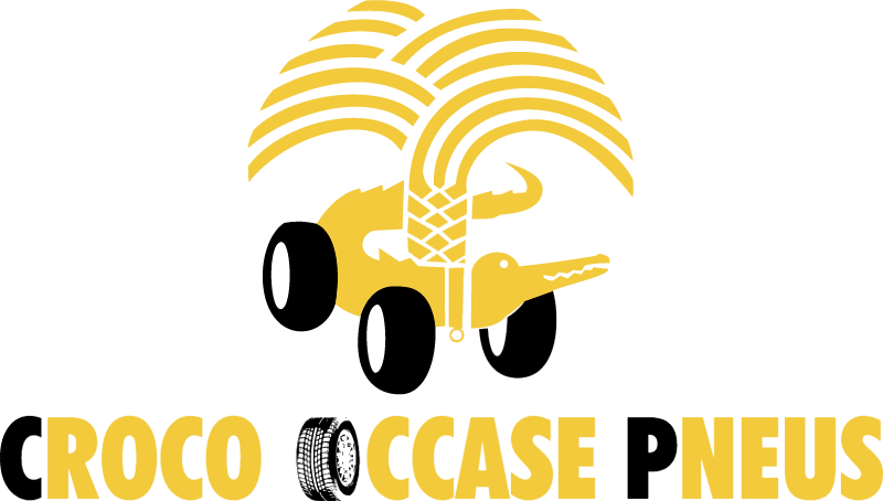 Croco Occase Pneus vector