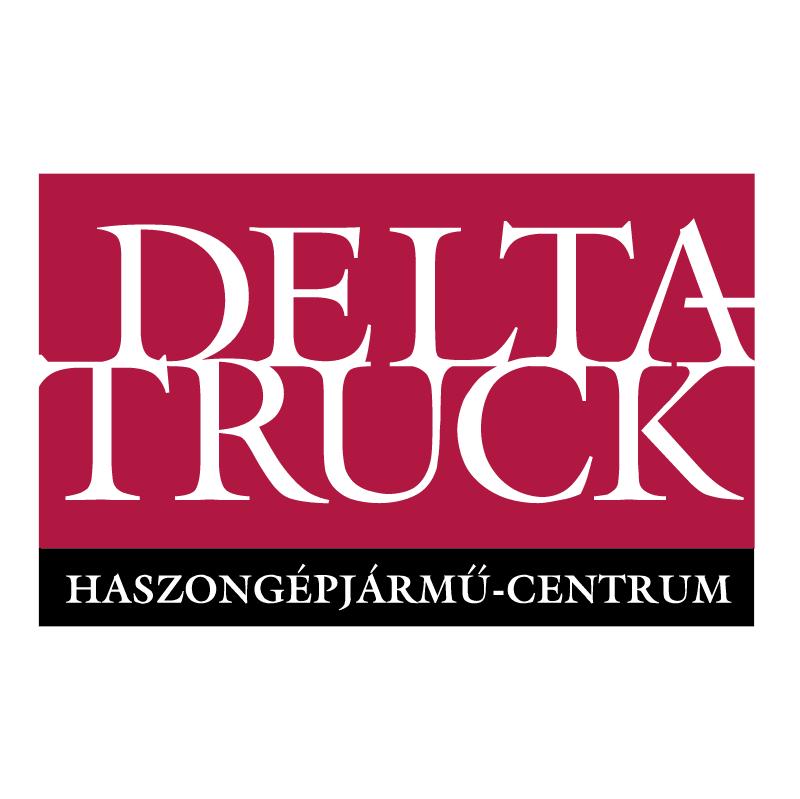 Delta Truck vector