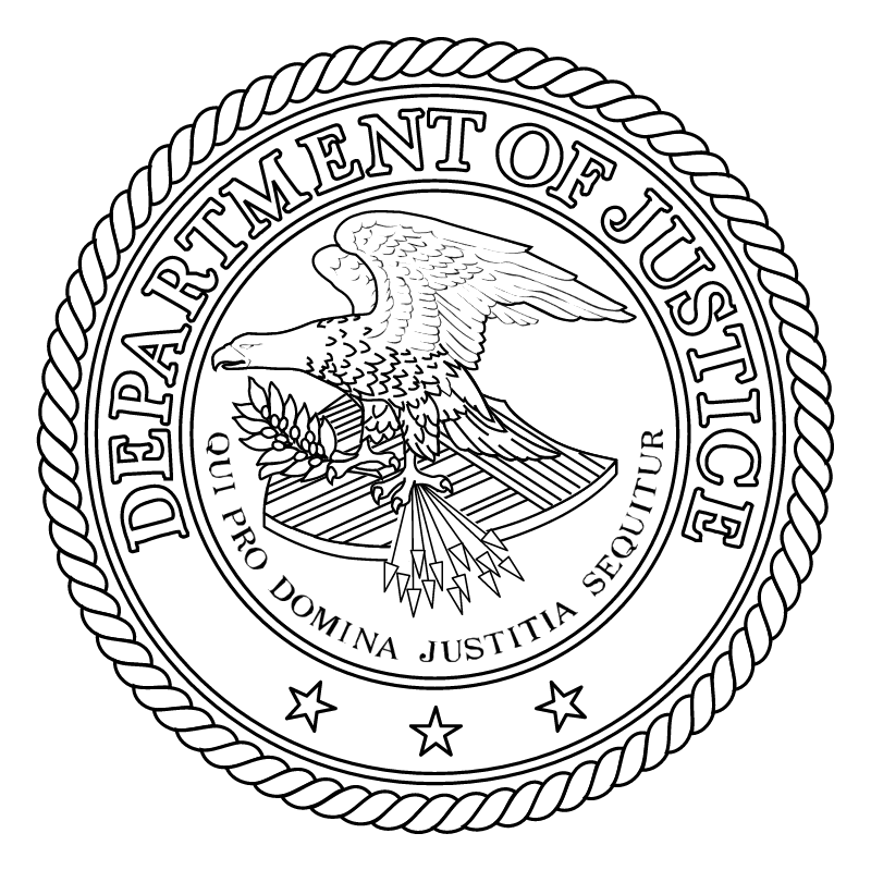 Department of Justice vector