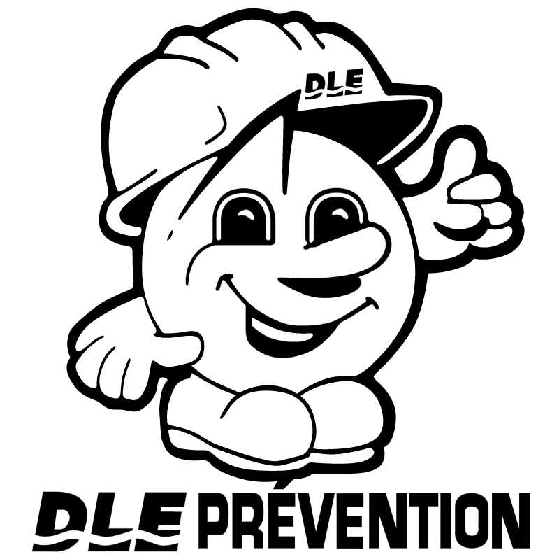 DLE Prevention vector logo