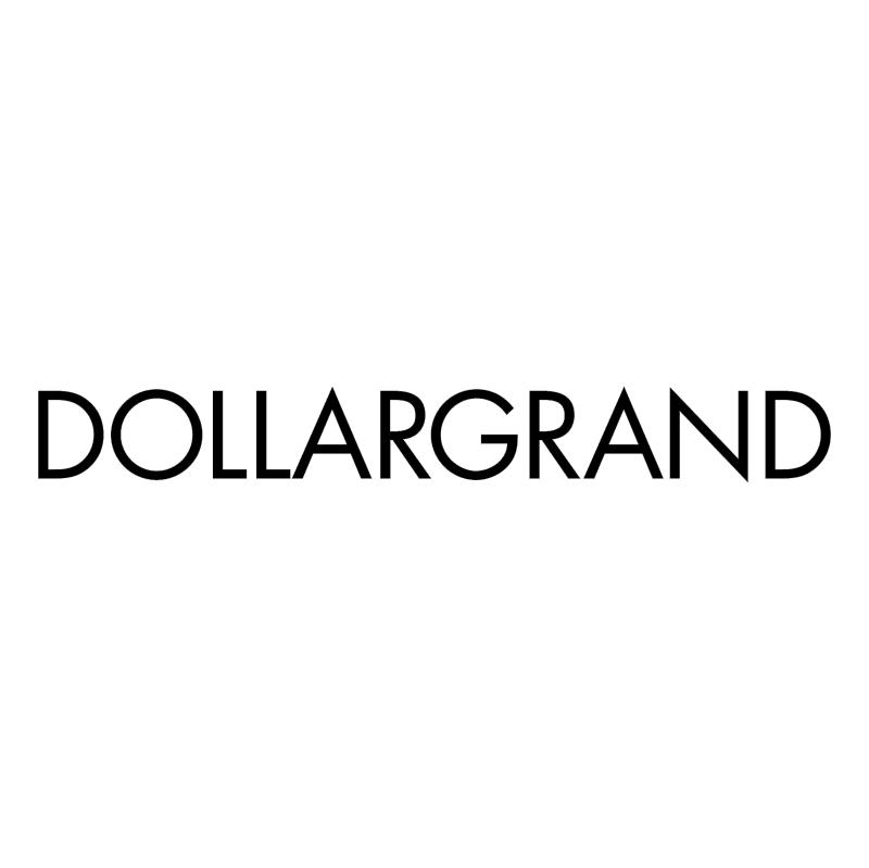 Dollargrand vector