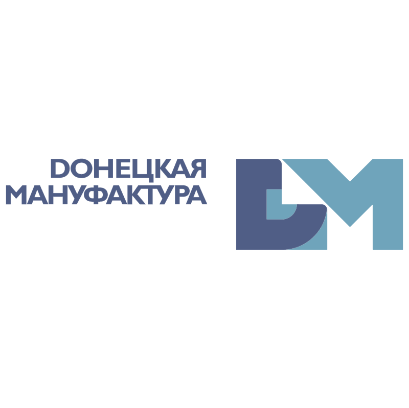 Donetskaya Manufaktura vector