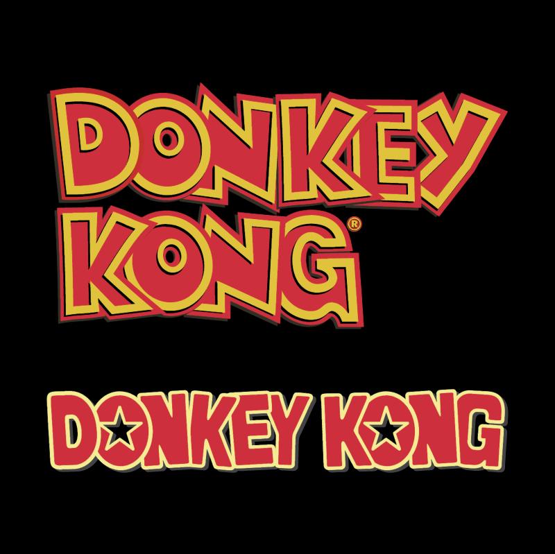 Donkey Kong vector