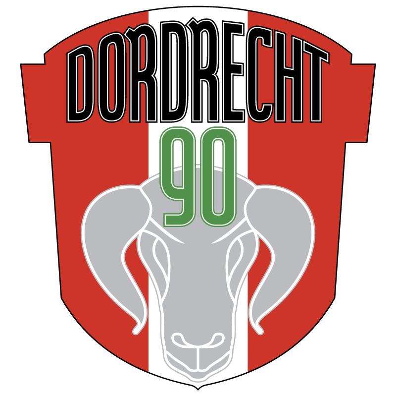 Dordrecht 90 vector