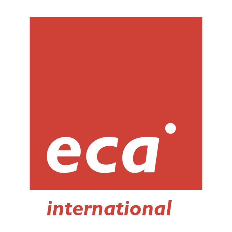 ECA International vector