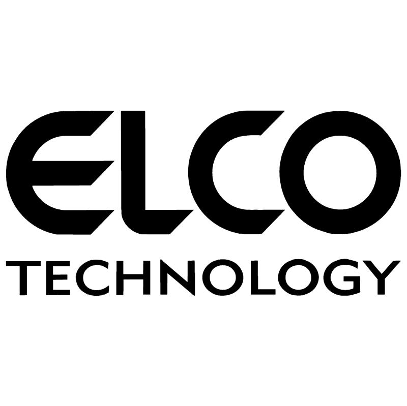 Elco Technology vector
