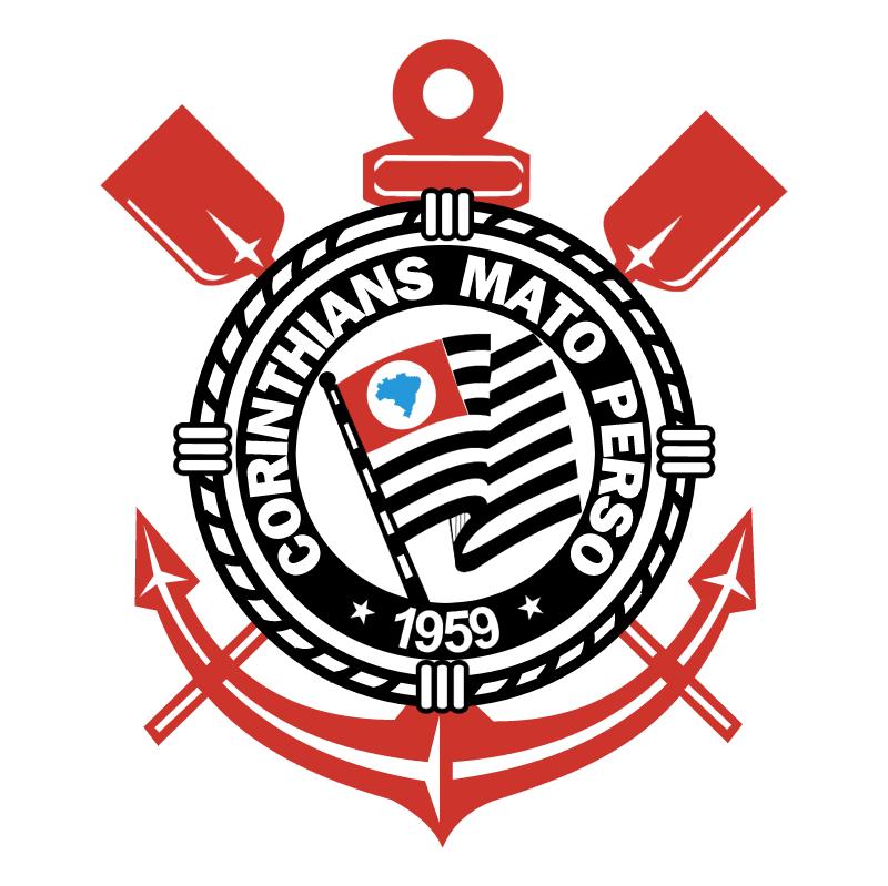 Esporte Clube Corinthians de Flores da Cunha RS vector