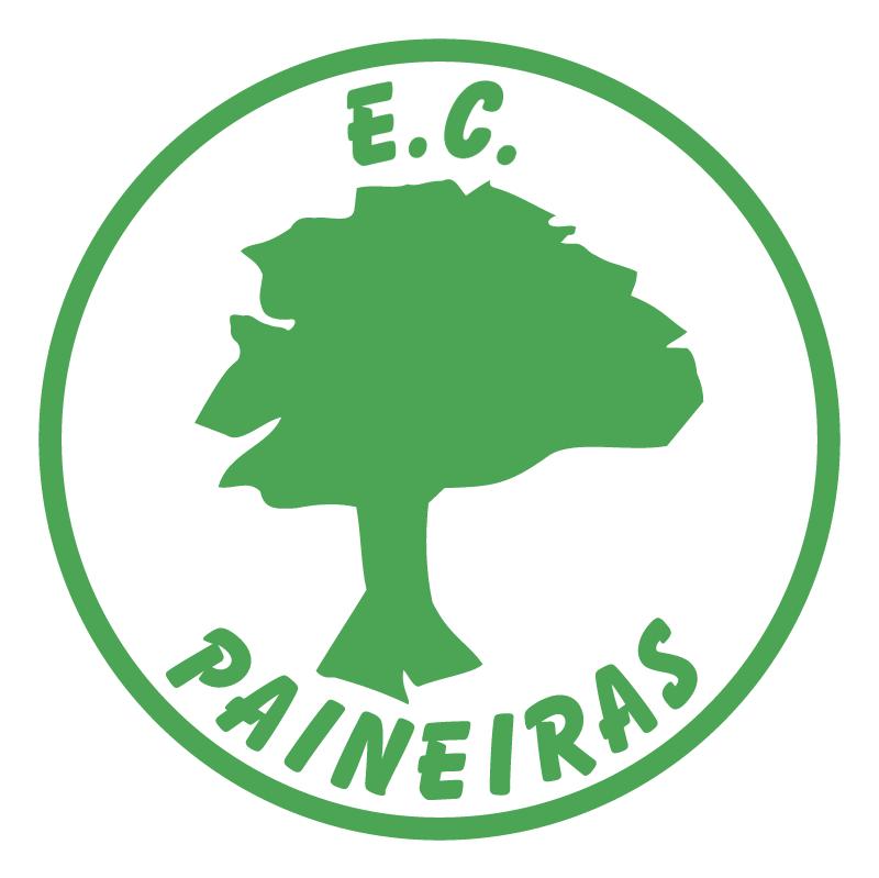 Esporte Clube Paineiras de Porto Alegre RS vector logo
