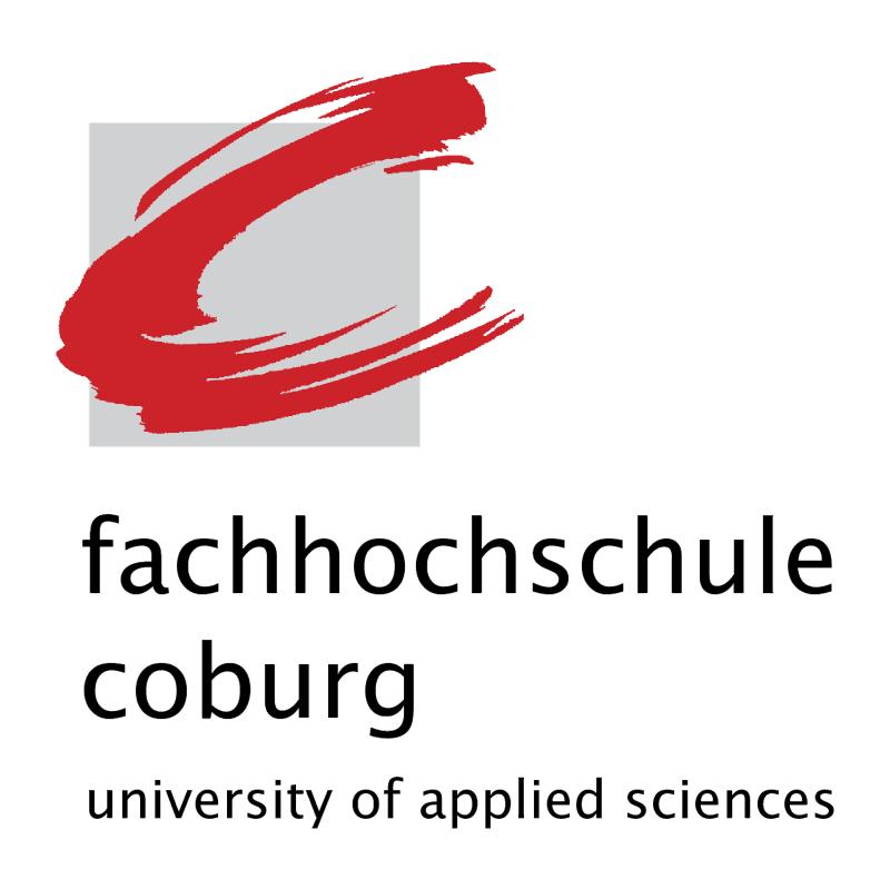 Fachhochschule Coburg vector