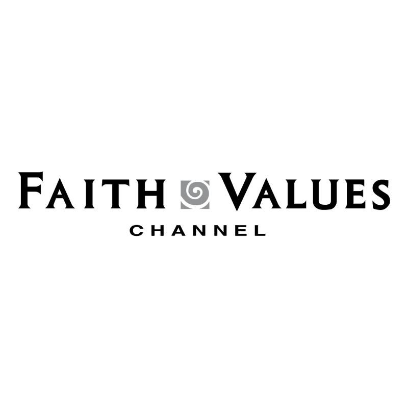 Faith Values vector