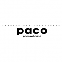 Fashion And Fragrances Paco vector