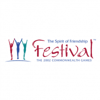 Festival 2002 Commonwealth Games vector
