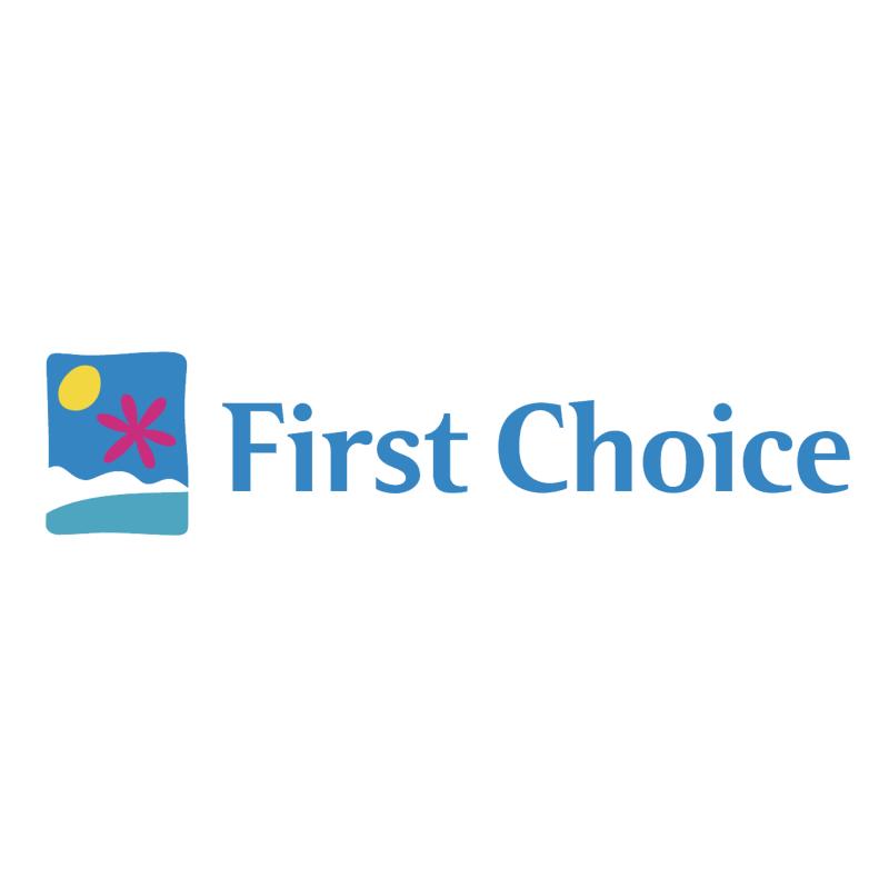 First Choice vector
