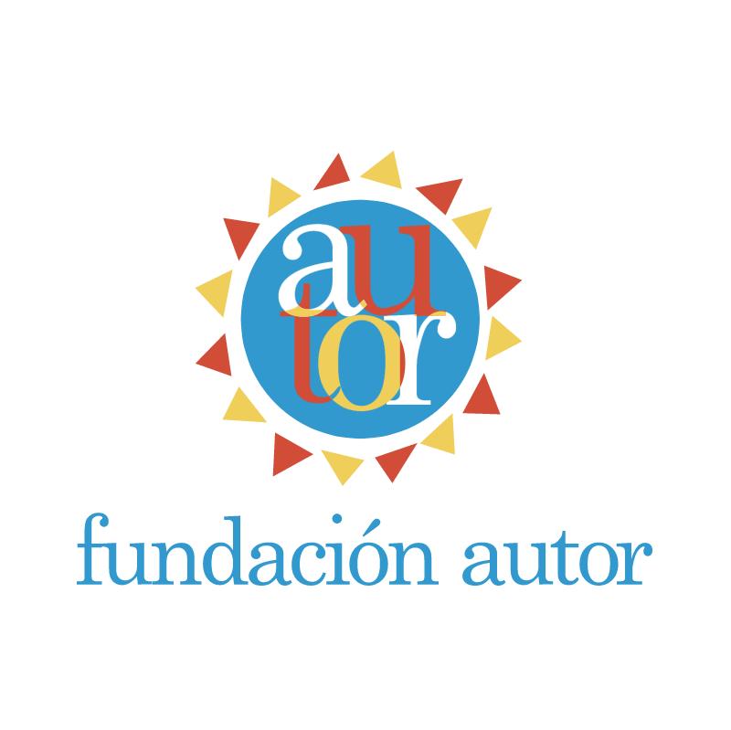 Fundacion Autor vector