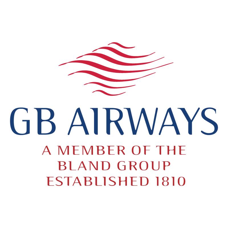 GB Airways vector