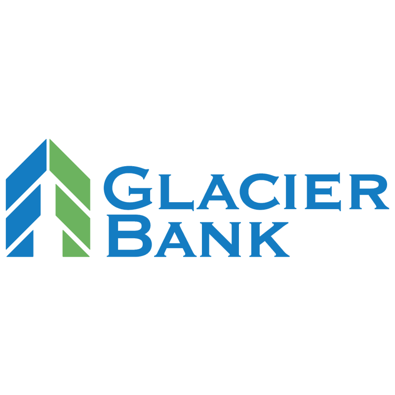 Glacier Bank vector