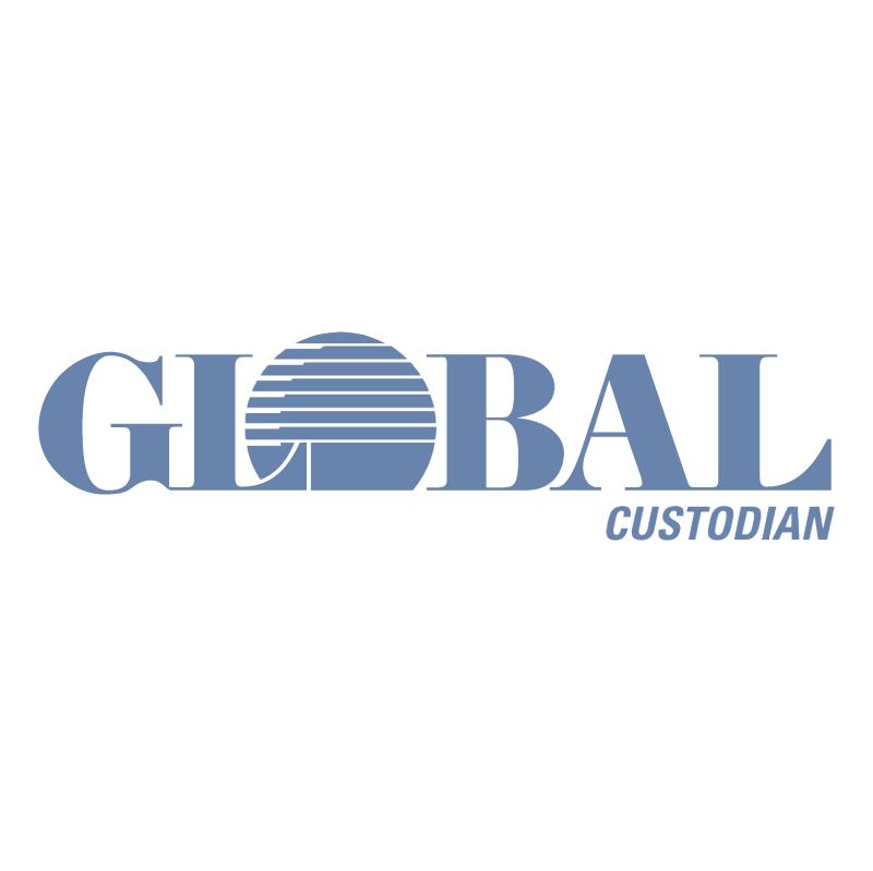 Global Custodian vector logo