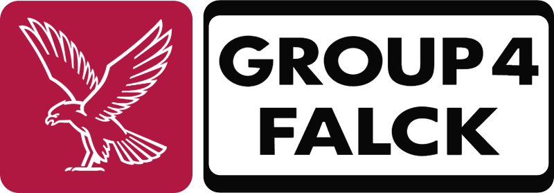 GROUP 4 FALCK 1 vector