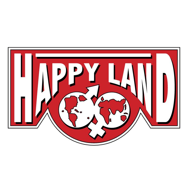 Happy Land vector