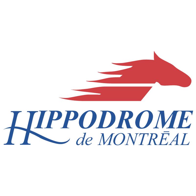Hippodrome de Montreal vector