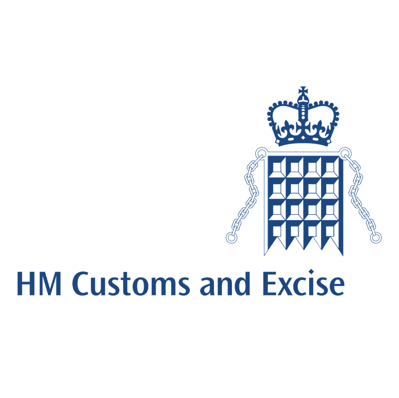 HM Customs and Excise vector