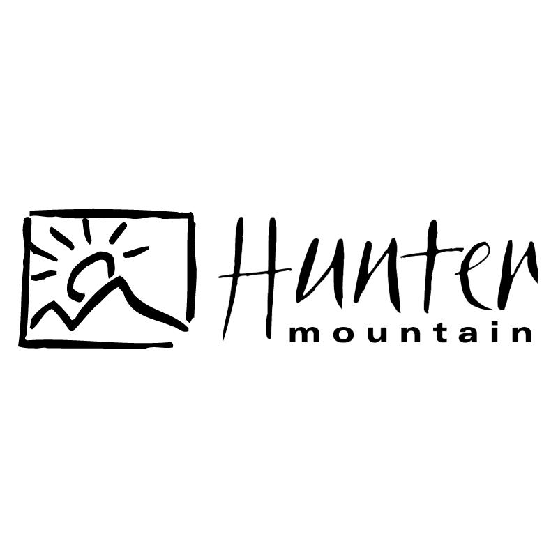 Hunter Mountain vector