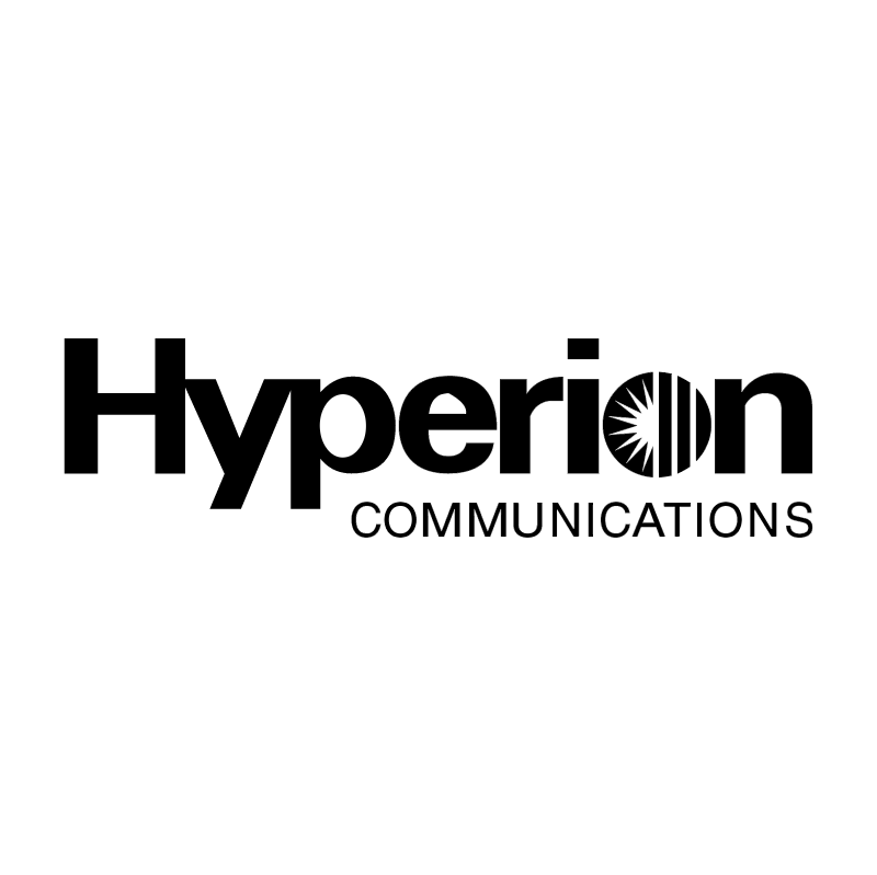 Hyperion Communications vector